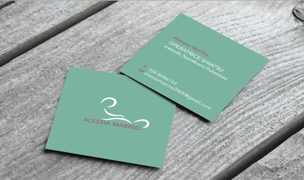 Molto Biglietti da visita | Anna Lavezzoli | Graphic Designer | Milano ZC46