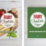 fairy food tour ricette procter & gamble P&G